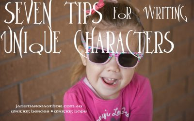 Seven Tips for Writing Unique Characters