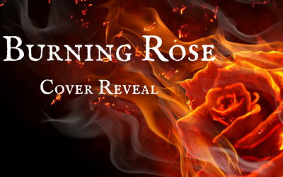Burning Rose Cover Reveal – Hope Ann