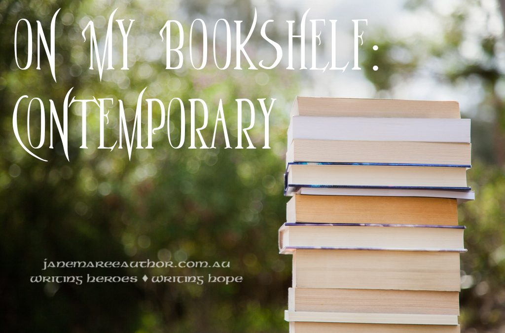 On My Bookshelf: Contemporary