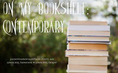 On My Bookshelf: Contemporary