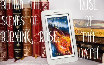 Behind the Scenes of Burning Rose: Rose of the Oath