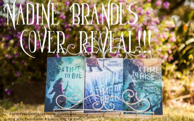 Nadine Brandes Cover Reveal!!