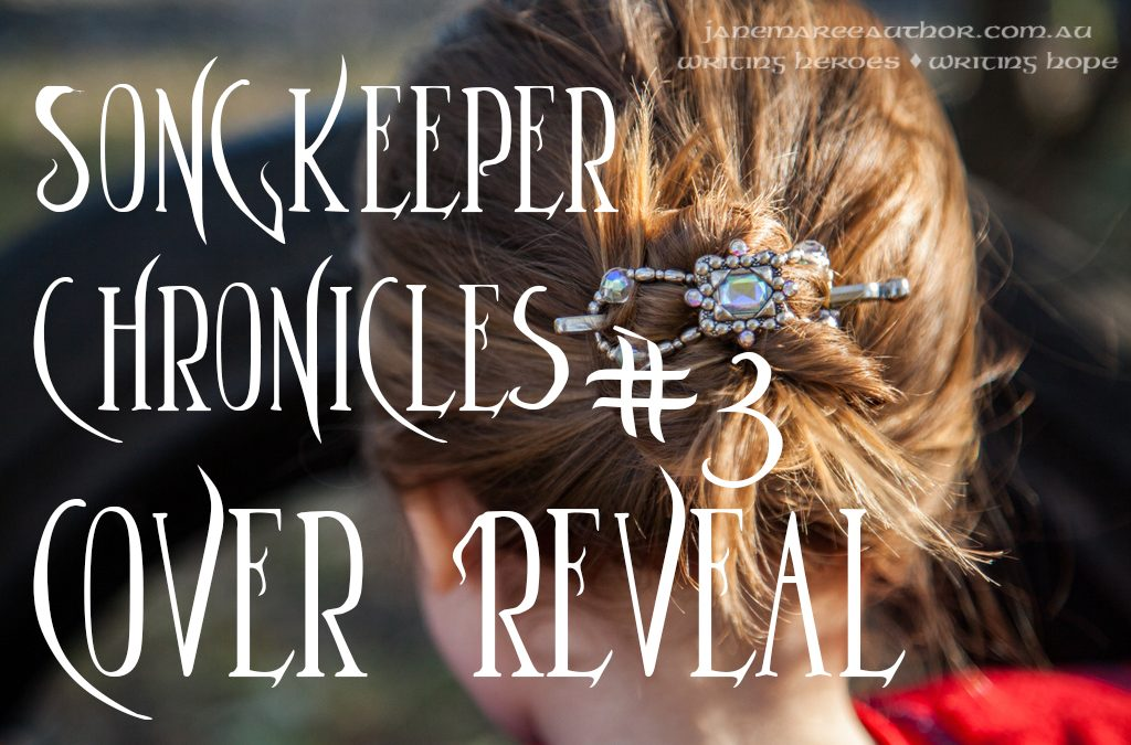 'Tis the Season to Reveal Covers – Songkeeper Chronicles Book Three!