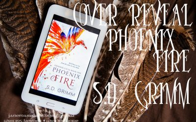 COVER REVEAL – Phoenix Fire, S.D. Grimm