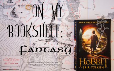 On my Bookshelf: Fantasy