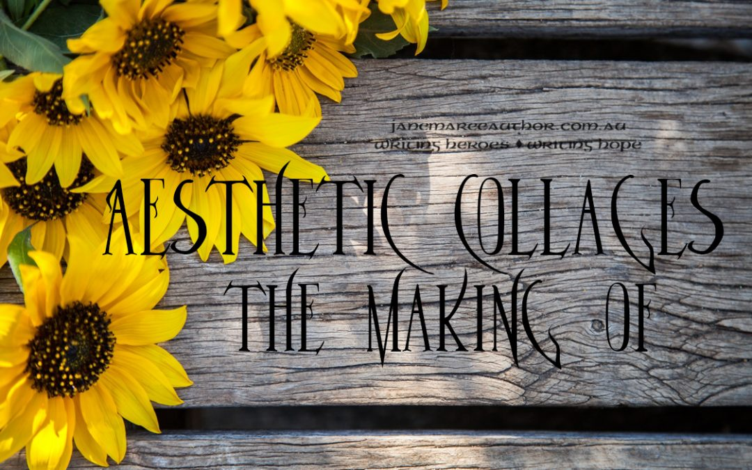 Aesthetic Collages – The Making Of