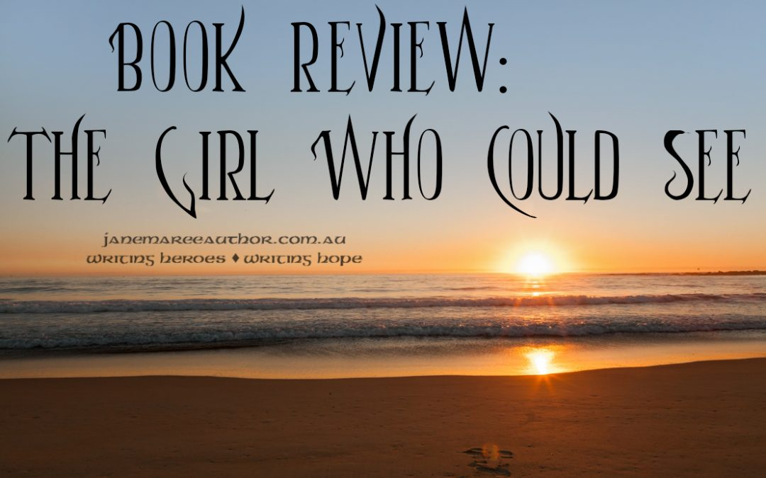Book Review: The Girl Who Could See