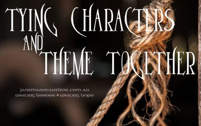 Character Arcs – Tying Characters and Theme Together