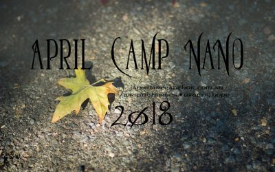 April Camp NaNo: RECAP