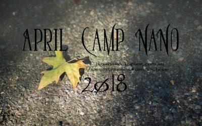 April Camp NaNo: RECAP