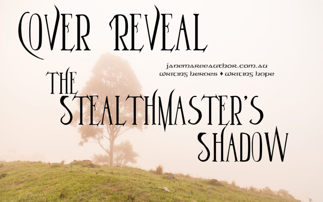 Cover Reveal — The Stealthmaster's Shadow