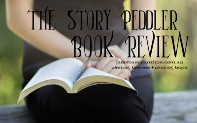 The Story Peddler – Lindsay A. Franklin – Book Review