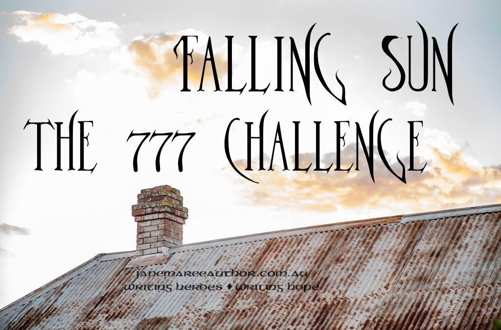 The 777 Challenge – Falling Sun