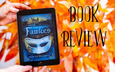 Book Review: FAWKES, Nadine Brandes
