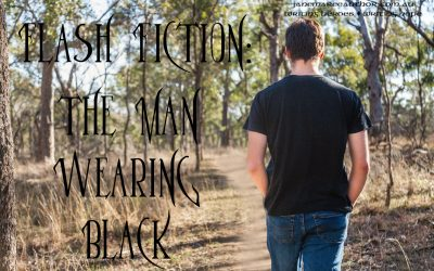 Flash Fiction: The Man Wearing Black