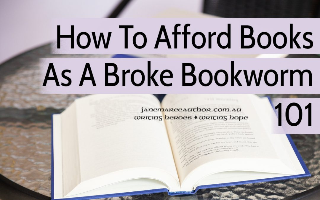 How to Afford Books When You're a Broke Bookworm 101 – Announcing Giveaway Winners!