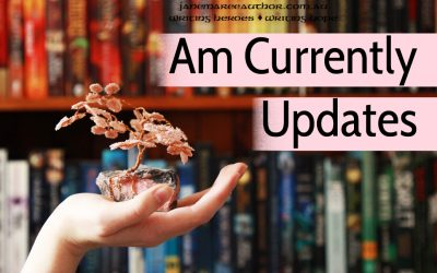 Am Currently – Updates on All the Things