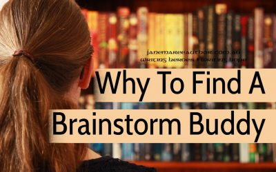 Why To Find A Brainstorm Buddy
