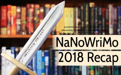 When NaNo Eats your Blog Schedule: NaNoWriMo Recap