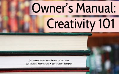 Owner's Manual: Creativity 101