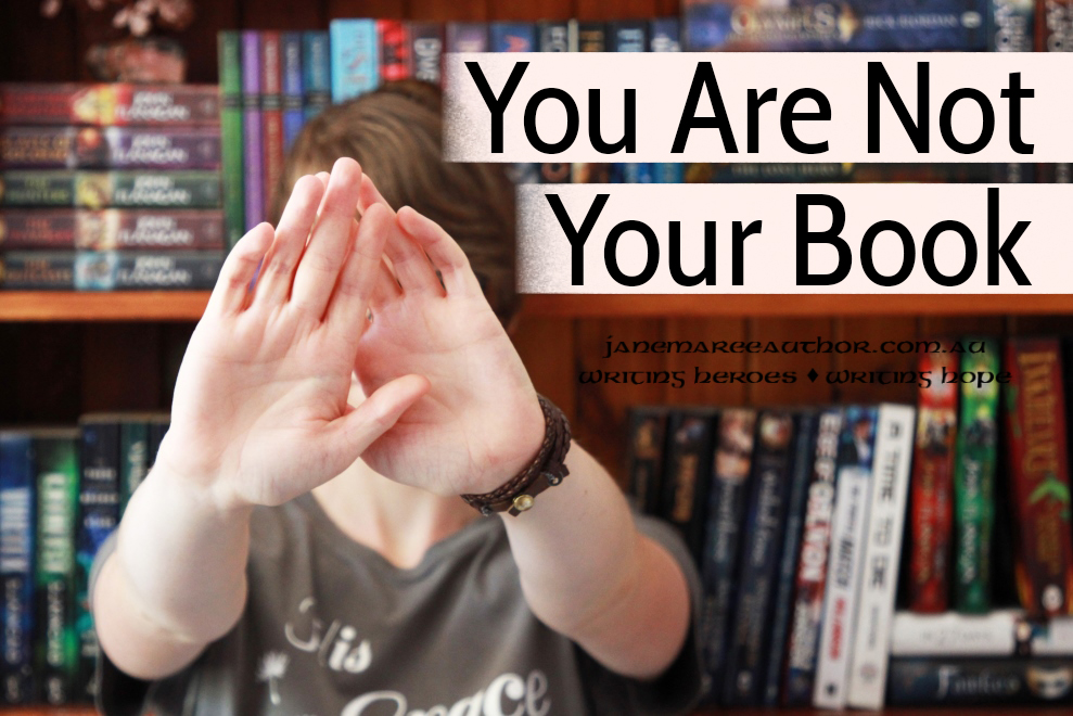 You Are Not Your Book