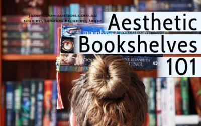 Aesthetic Bookshelves 101