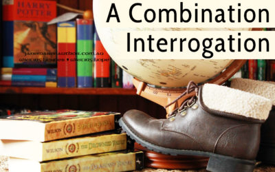 A Combination Interrogation: I finally catch up with the blog tags