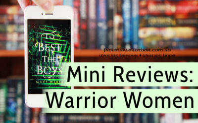Warrior Women: Mini Reviews