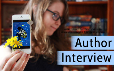 Author Interview: THE BOY WHO STEALS HOUSES, C.G. Drews