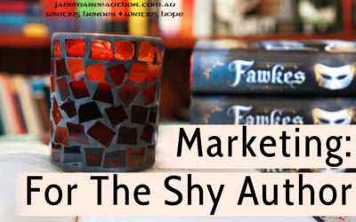 Marketing For The Shy Author