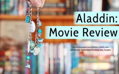 Aladdin: Movie Review (aka: flailing)