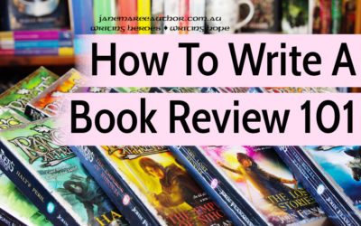 How To Write A Book Review 101