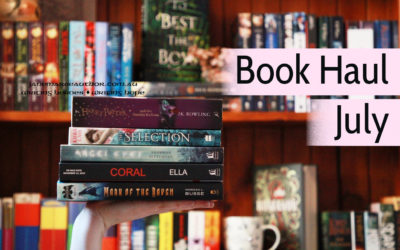Book Haul: July 2019!
