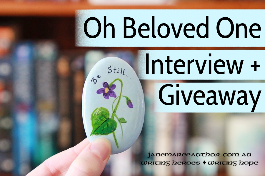 Giveaway + Interview: OH BELOVED ONE, Amanda Brown
