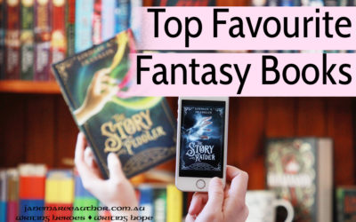 Fantasy Friday: Top Favourite Fantasy Books