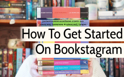How to Get Started on Bookstagram