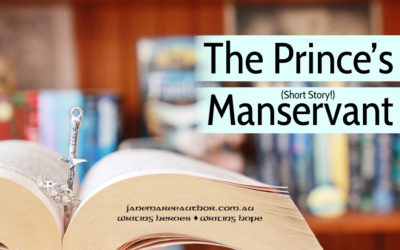 Short Story: The Prince's Manservant