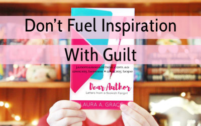 Dear Creative…Don't Fuel Inspiration With Guilt