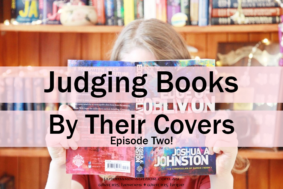 Judging Books By Their Covers: Science Fiction Edition!