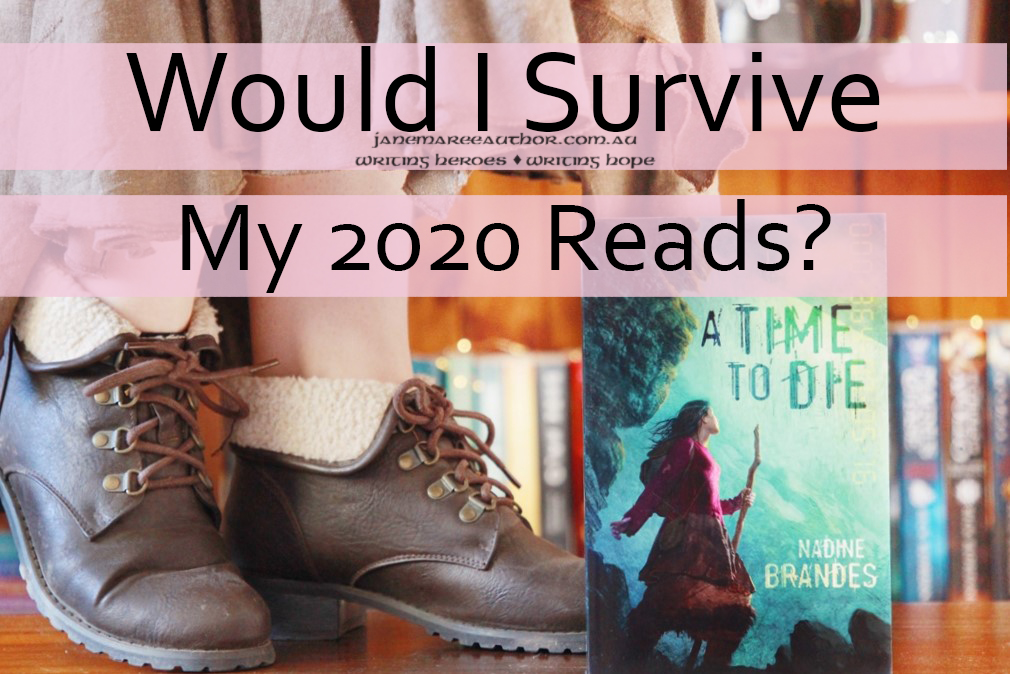 Would I Survive In My 2020 Reads?